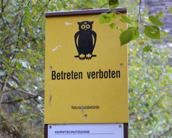 zeitweilige Sperrung Zugang hoher Torstein 2018