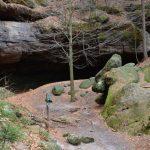 Kreuzung Hickelhöhle