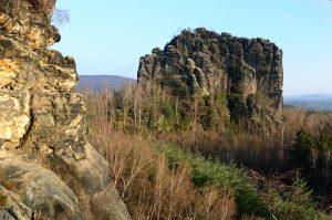 Blick zum Rauschenstein