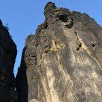 gewaltiger Sandstein