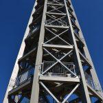 Restaurierter Turm