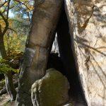 Felstor unterhalb Gleitmanns Horn