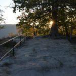 Sunset auf dem Kuhstall