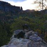 Sonnenuntergang alter Wildenstein