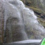 Wasser marsch in der Edmundsklamm