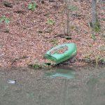 Eine Ente brauch kein Boot