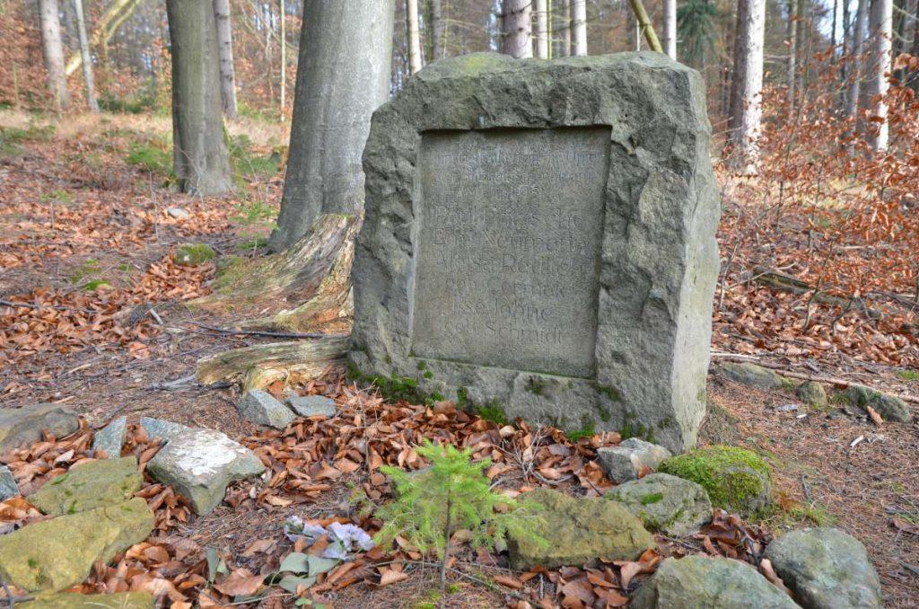 Blitzdenkmal Hinterhermsdorf